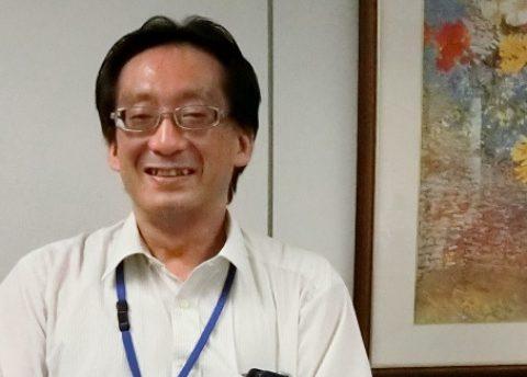 株式会社三共プラス:管理部 部長 田中 亨氏
