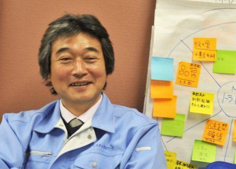 株式会社システムネットワーク:代表取締役社長 西村信一氏
