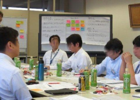 メーカー開発部:プロフェッショナル集団を目指すマインドの構築支援